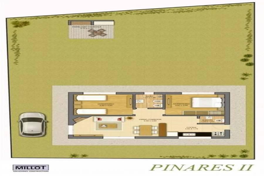 Punta del Este, Maldonado, Uruguay, 2 Bedrooms Bedrooms, ,2 BathroomsBathrooms,Casas,Venta,41685