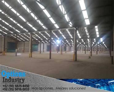 Cuautitlán Izcalli, Estado de Mexico, Mexico, ,1 BañoBathrooms,Bodegas,Alquiler-Arriendo,42030