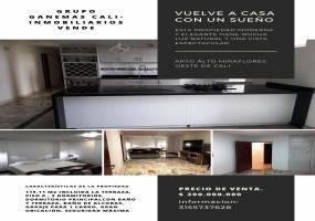 IMPERDIBLE! VER INFO..., 3 Habitaciones Habitaciones, ,2 BathroomsBathrooms,Apartamentos,Venta,CONJUNTO RESIDENCIAL 5-55 ,4,42945