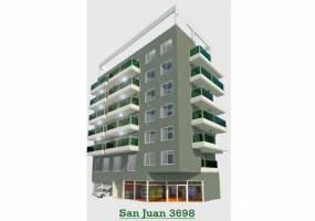 Rosario,Santa Fe,1 Dormitorio Habitaciones,1 BañoBaños,Departamentos,La Internacional 8,San Juan,8,1609
