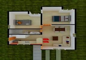 IMPERDIBLE! VER INFO...,2 Bedrooms Bedrooms,1 BañoBathrooms,Casas,7580