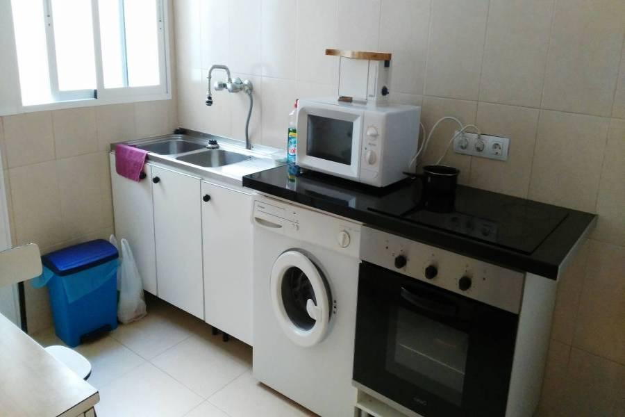 Alicante,Alicante,España,2 Bedrooms Bedrooms,1 BañoBathrooms,Pisos,8264