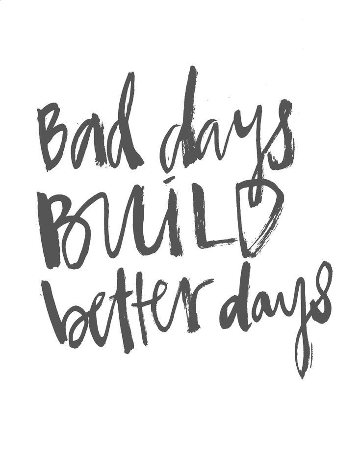 Inspirational Quotes For Bad Days : inspirational, quotes, Motivational, Quotes, Build, Better, SoloQuotes, Daily, Motivation, Positivity, Sayings