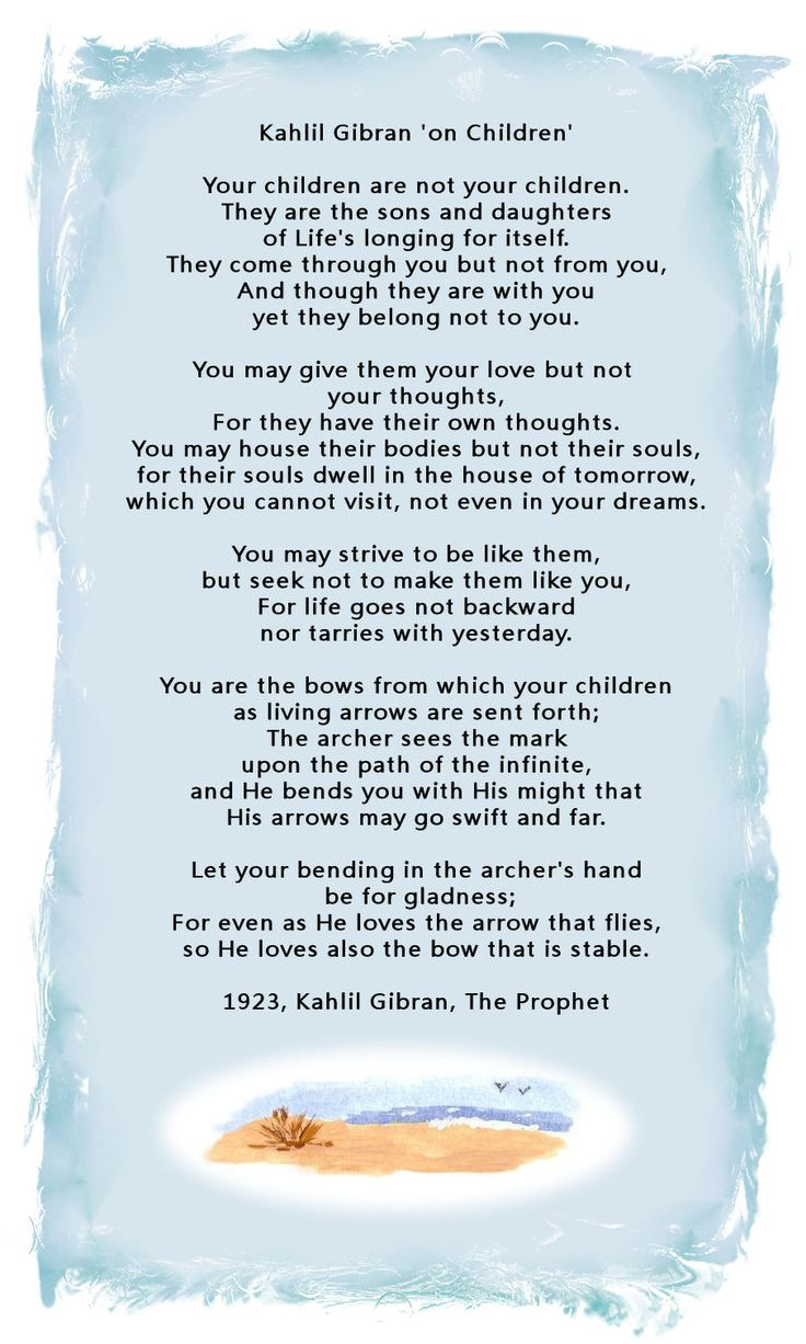 Khalil Gibran Quotes On Children : khalil, gibran, quotes, children, Children, Kahlil, Gibran,, Prophet, There, Certain, Sadness,, Yet..., SoloQuotes, Daily, Motivation, Positivity, Quotes, Sayings