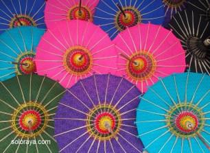 Kebangkitan payung Juwiring