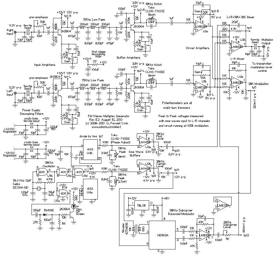 medium resolution of fm transmitter circuit diagram schematic