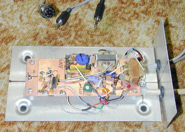Kenwood Ts 430s Interface To Pc Sound Card On Pc Sound Card Diagram