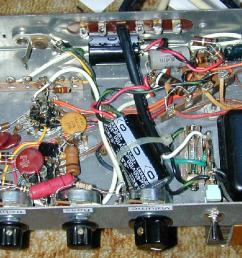 ao 44 mono amp bottom view [ 1280 x 704 Pixel ]