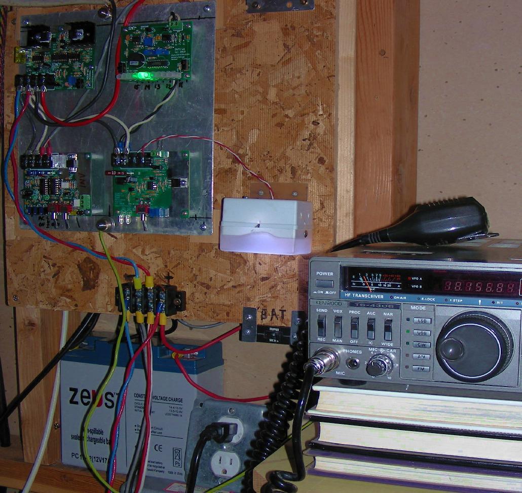 Solar Panel Charge Controller Low Voltage Disconnect Circuit Scc1