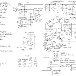 Solar Panel Charge Controller Circuit Diagram Bt Telephone Extension Box Wiring Scc3 12 Volt 20 Amp
