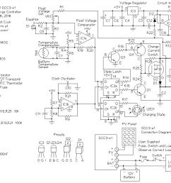 12v solar charge controller wiring diagram [ 1069 x 854 Pixel ]