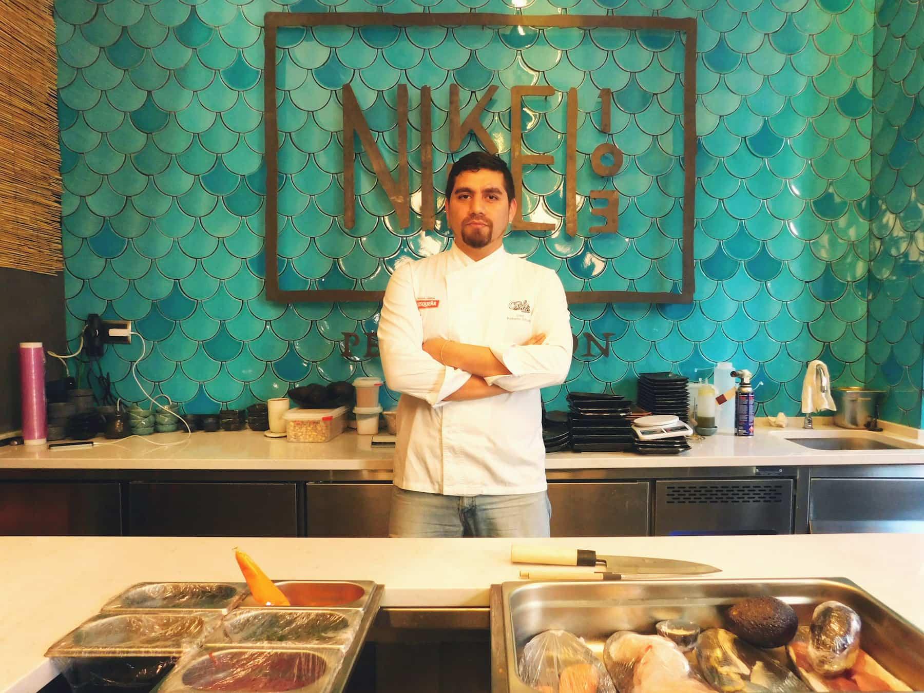 Nikkei 103 La apuesta por Japn del chef Roberto Sihuay