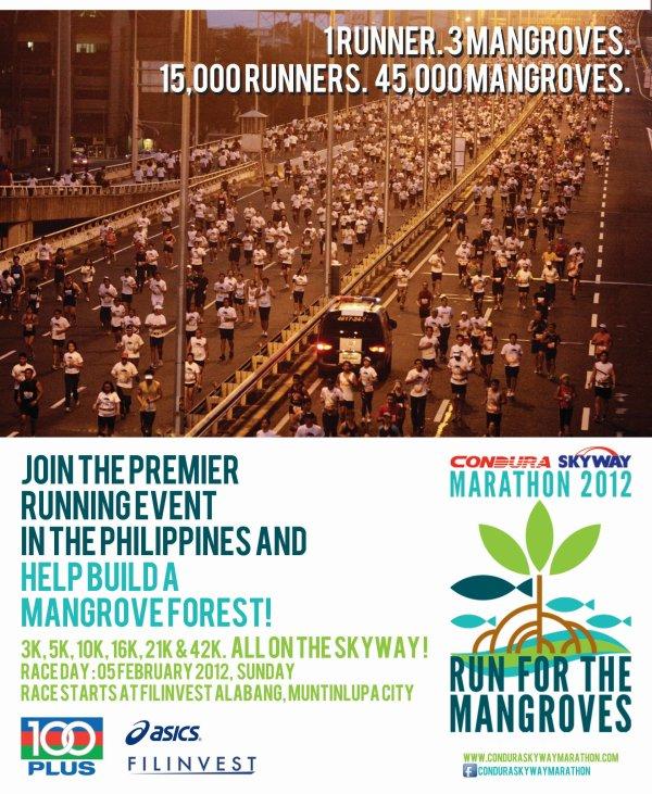 Teaser Poster Condura Skyway Marathon Solo Running