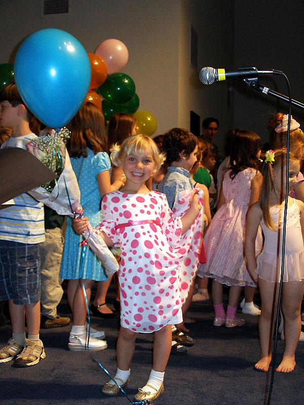 """2008 – Final Concert 'Rainbow Of Talents"""" – Spring"""