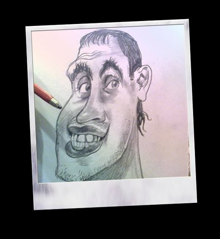 2013 – March 23 – Draw the Caricature