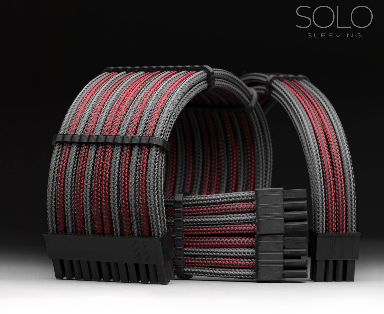 solosleeving custom sleeved pc