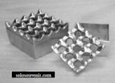 Ashtray - Asbak Aluminium (12)