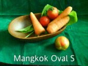 Mangkok Oval S