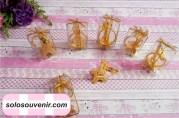Souvenir Pernikahan Gantungan Kunci Menara Eiffel