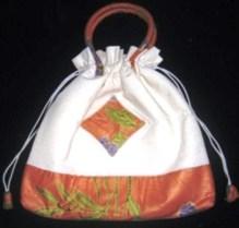 Souvenir Pernikahan Tas Batik