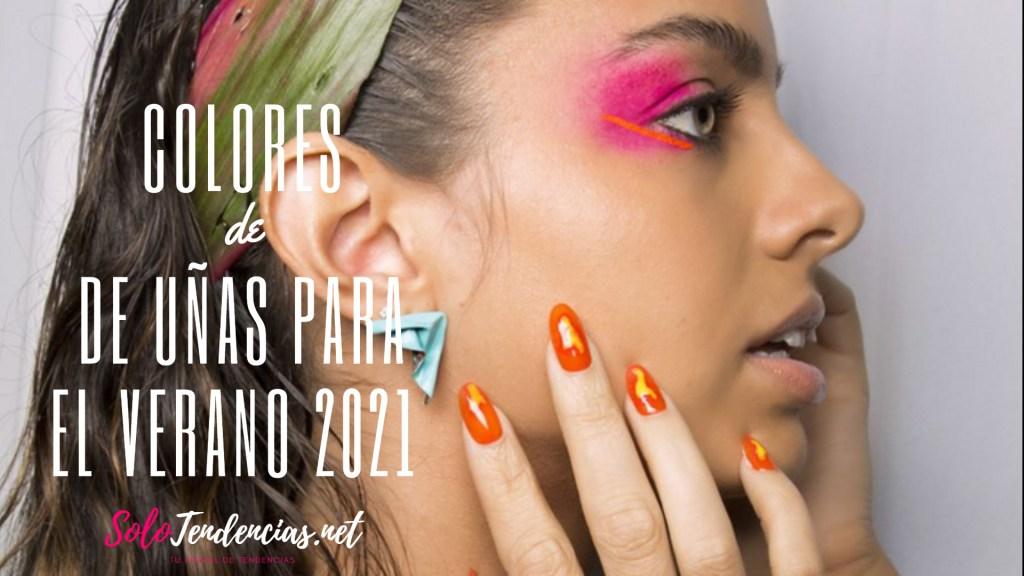 colores de uñas tendencia veran 2021