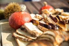 Aufgeschnittenes Brot - Bildquelle Miriam Ritler