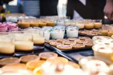Das Dessert Buffet - Bildquelle Miriam Ritler