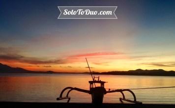 Gili Layar - Sunrise 1
