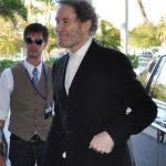 Actor Kevin Kline Arrives to Opening Night, Sarasota Film Festival April 9, 2010