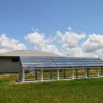 Solar Panel, Flamingo Campground, Everglades National Park