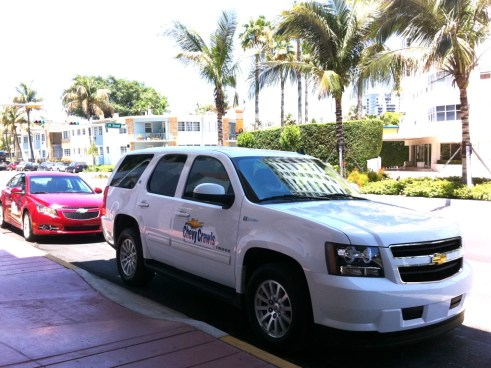 A Week in a Chevrolet Tahoe Hybrid Would Quench My Thirst for More Florida Knowledge