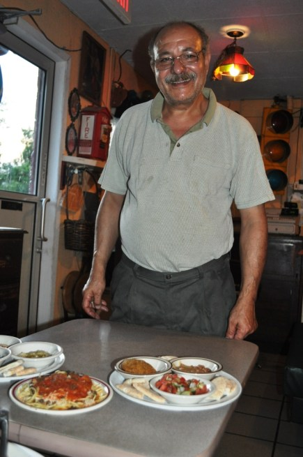 Moe, Owner of King Tut's Grill, Knoxville, Tenn.