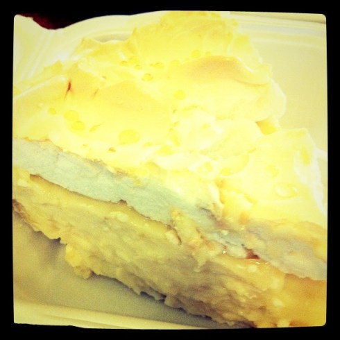 Suprisingly, Sauerkraut Pie from Rose's Cafe in Healy, Alaska, is Quite Tasty.