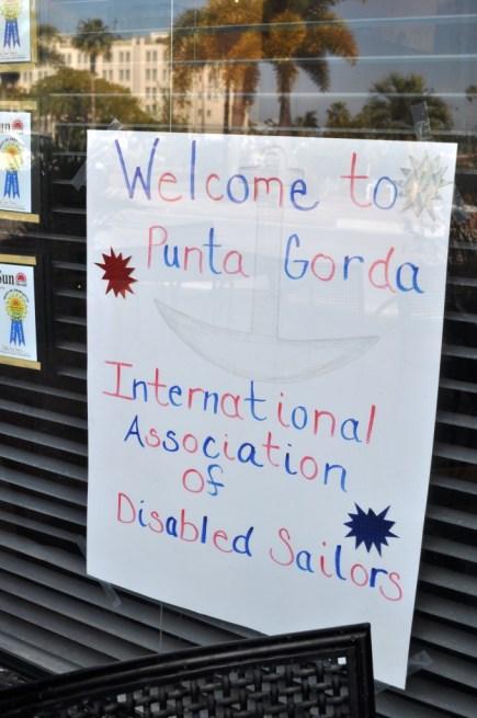 Welcome, Sailors to Punta Gorda, Florida!