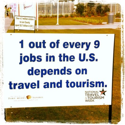 1 Out of Every 9 Jobs in the U.S. Depends on Travel and Tourism