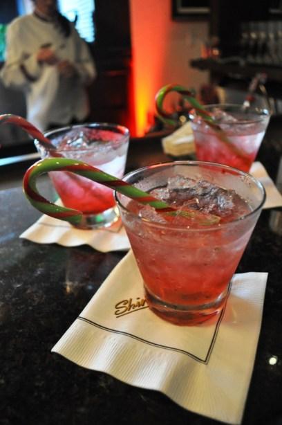 Rudolph's Jingle Juice Cocktails