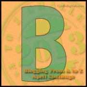 """Tuesday, April 2, is Brought to You by the Letter """"B"""""""