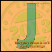 """Thursday, April 11, is Brought to You by the Letter """"J"""""""