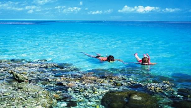 Snorkeling the Great Barrier Reef is on My Queensland, Australia, Bucket List. Image Source: Tourism Queensland
