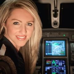 Amelia Rose Earhart Plans Around the World Flight in June 2014