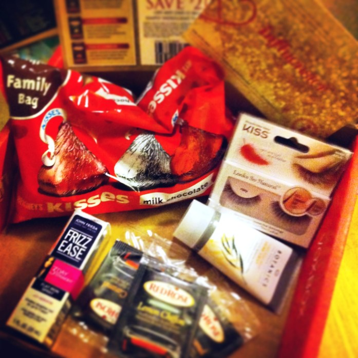 My the J'adore VoxBox from Influenster, Fun Goodies to Try and Share My Opinion