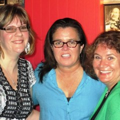Rosie O'Donnell in Sarasota: Heart Disease in Women is No Laughing Matter