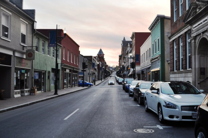 Staunton, Virginia is Cute as a Button! If it Had Cheeks, I'd Be Pinching Them!