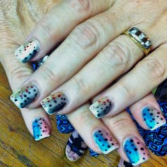 Does Your Nail Art Reflect Your Passions?