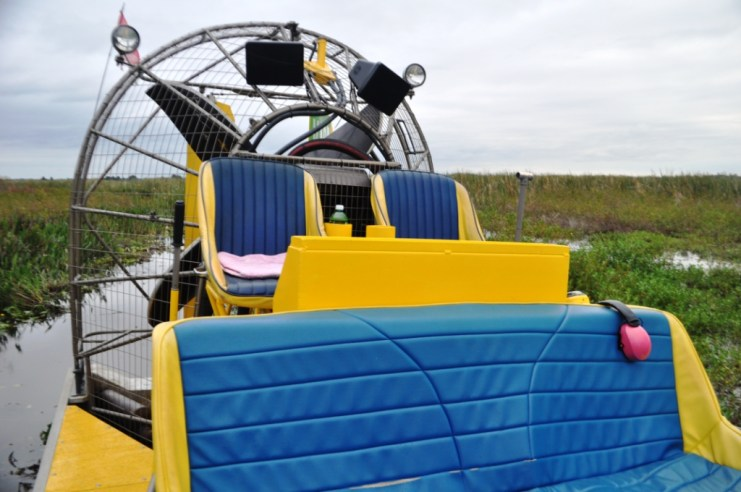 Orlando Airboat Tours - Fun, Educational and a Little Wild