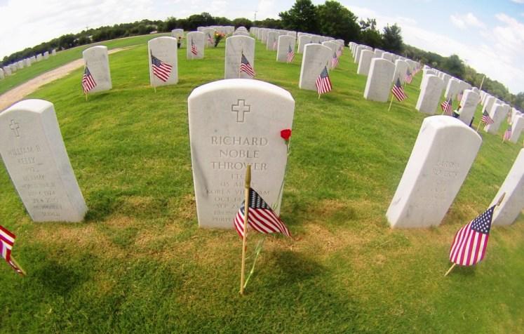 Memorial Day 2015 at the Sarasota National Cemetery, Sarasota, Fla., May 25, 2015