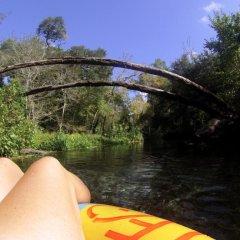 Florida Travel: Tubing the Ichetucknee River