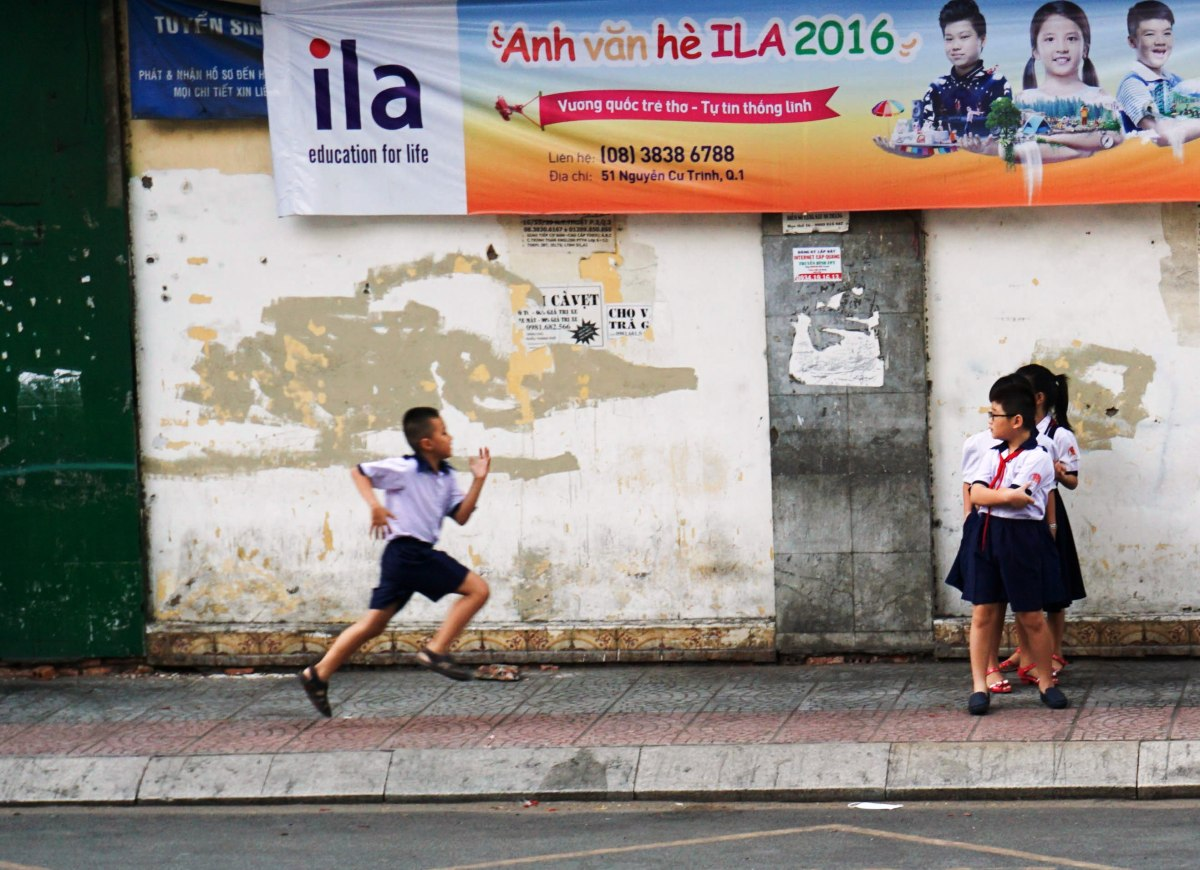 Solo in Ho Chi Minh City, Vietnam: We're All Same Same But Different