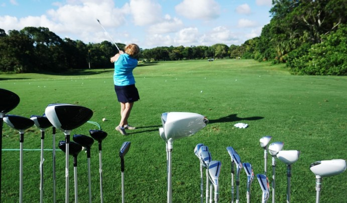 Innisbrook Resort Participated in Women's Golf Day, June 7, 2016.