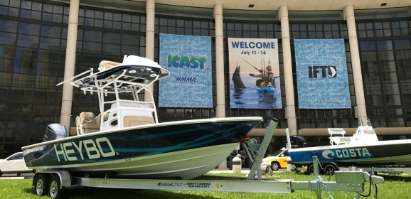 World's Largest Fishing Trade Show Through ICAST-Virgin Eyes